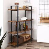 Hattaway Etagere Bookcase by Millwood Pines