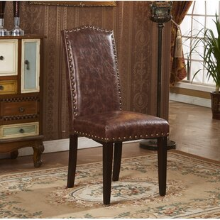 Elegant Parsons Chair (Set of 2) Bellasario Collection