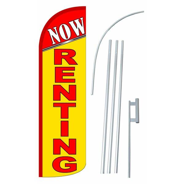 Neoplex Now Renting Polyester 180 X 30 In Flag Set Wayfair