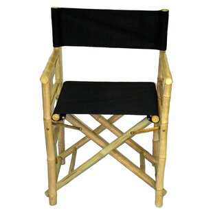 Folding Director's Chair by Bamboo54