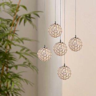 Billings 5-Light LED Clust..