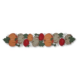 Pumpkin Stack Harvest Table Runner