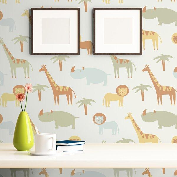 Children Multi Color Wallpaper Wayfair