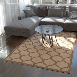 Stanwich Brown Outdoor Area Rug