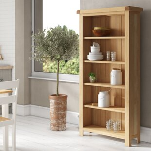 Montana Tall Wide Bookcase By Hazelwood Home