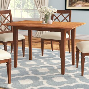 Miles Extendable Dining Table by Charlton Home Today Only Sale