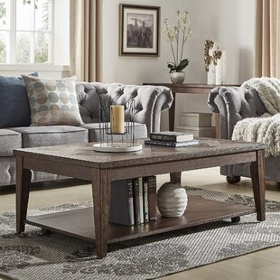 Pelton Coffee Table by Loon Peak