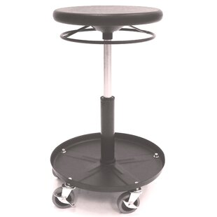 Welding Height Adjustable Lab Stool by Symple Stuff Today Sale Only