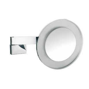 Affordable Imago High Power LED Magnifying Mirror ByWS Bath Collections