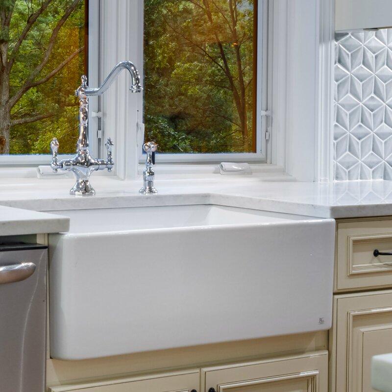 Fine fixtures butler 295 x 185 fireclay kitchen sink reviews butler 295 x 185 fireclay kitchen sink workwithnaturefo