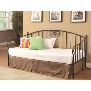 Scudder Metal Daybed by Harriet Bee