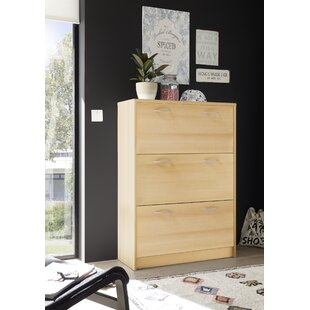 Valley 18 Pair Shoe Storage Cabinet By 17 Stories