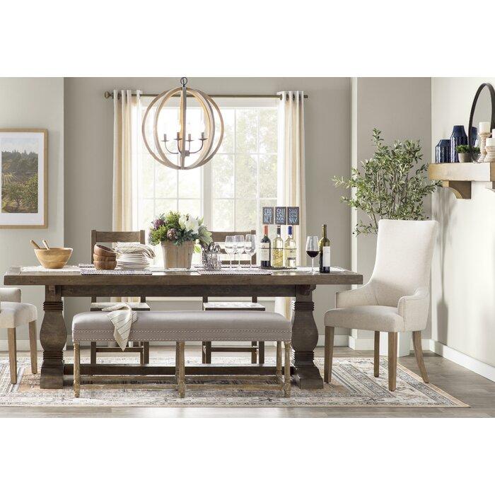 Parfondeval Leaf Extension Dining Table