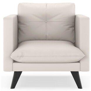 Woolery Armchair by Corrigan Studio