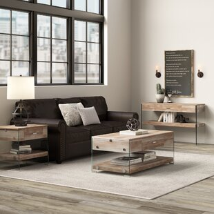 Trent Austin Design Guero 3 Piece Coffee Table Set