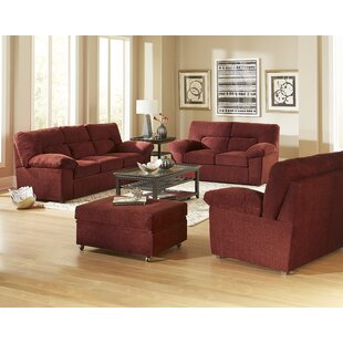 Grice 4 Piece Living Room Set by Red Barrel Studio