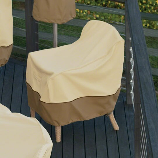 Donahue Water Resistant Patio Chair Cover Reviews Allmodern