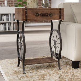 Sharell End Table With Storage By Williston Forge
