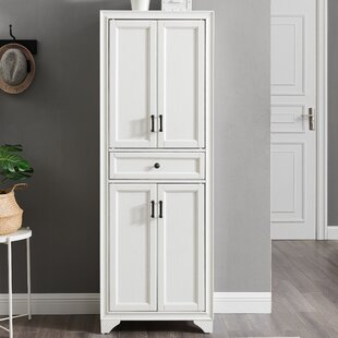Special Sorens Swanscombe 70 Kitchen Pantry By Highland Dunes Best Secure