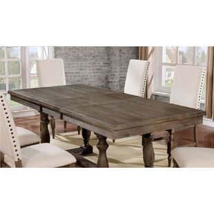 Higginsville Dining Table by Gracie Oaks
