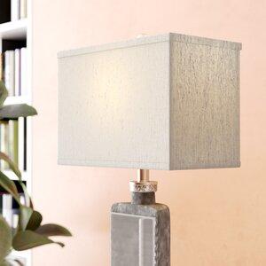 14 Linen Rectangular Lamp Shade