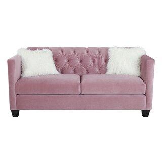 Alissa Sofa by House of Hampton SKU:AD281008 Price Compare