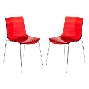 LeisureMod Astor Side Chair (Set of 2)