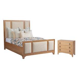Newport Upholstered Panel Configurable Bedroom Set