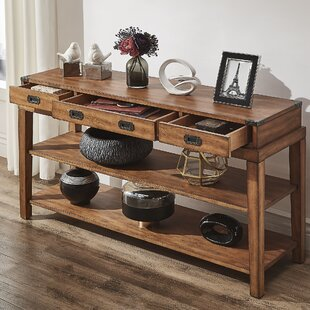 Farmhouse & Rustic Console Tables | Birch Lane