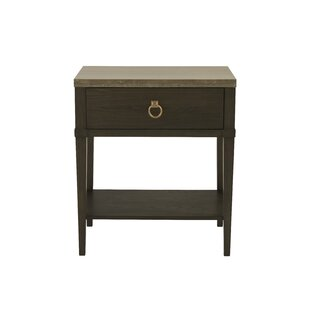 Garton 1 Drawer Nightstand