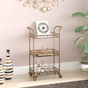 Shauna Bar Cart by Willa Arlo Interiors
