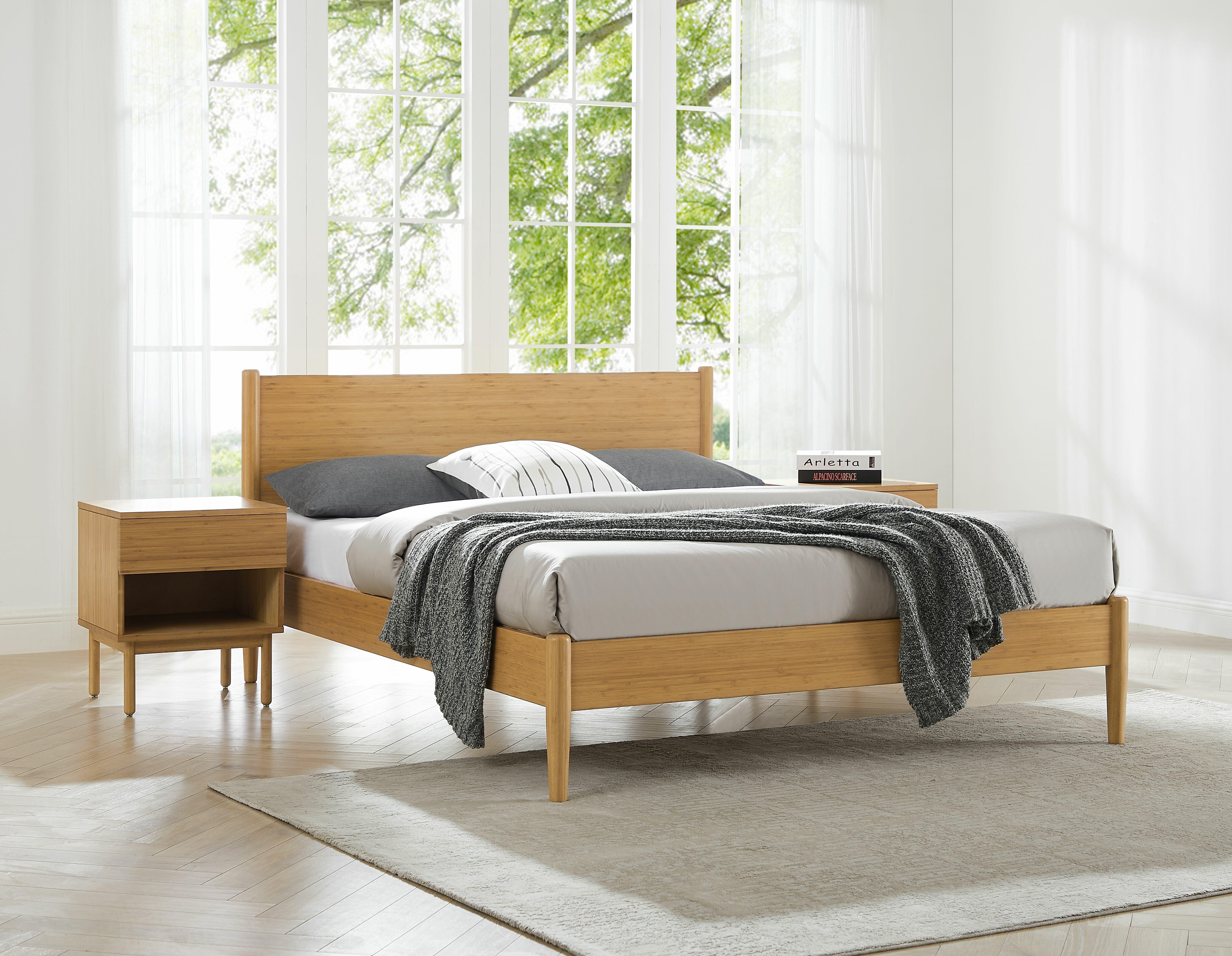 West Newbury Platform Solid Wood Configurable Bedroom Set Reviews Allmodern