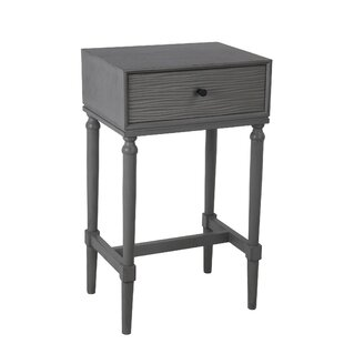 Ansgar 1 Drawer Nightstand