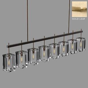 Fine Art Lamps Monceau 8-Light Kitchen Island Pendant