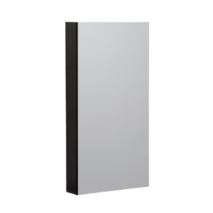 Deals 15 x 36 Recessed or Surface Mount Medicine Cabinet By Hazelwood Home