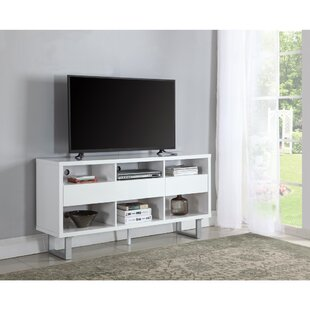 Wilcock Convenient TV Stand for TVs up to 50