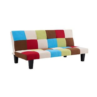 Romsey 3 Seater Clic Clac Sofa Bed By Ebern Designs