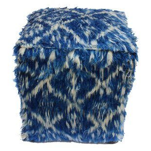 Richer Morrocan Cube Ottoman by World Menagerie