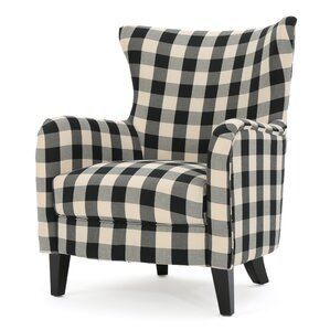 Gracie Oaks Louna Fabric Armchair
