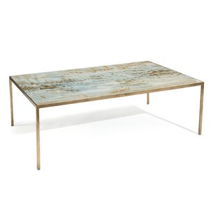John-Richard Lustrous Sky Coffee Table