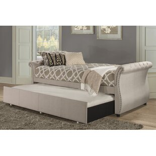 Hillsdale Furniture Hunter Backless Daybed with Trundle