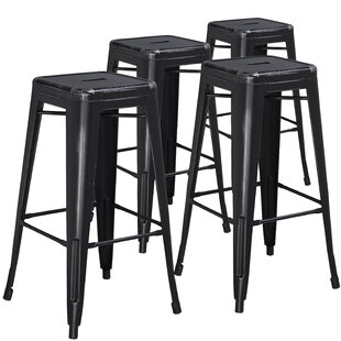 30'' Bar Stool (Set of 4) Flash Furniture