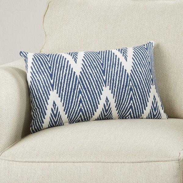 Margo Lumbar Cotton Pillow Wayfair