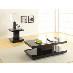 Wardell 2 Piece Coffee Table Set