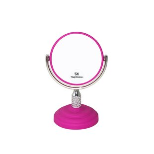 Great choice Rozella Makeup/Shaving Mirror By House of Hampton