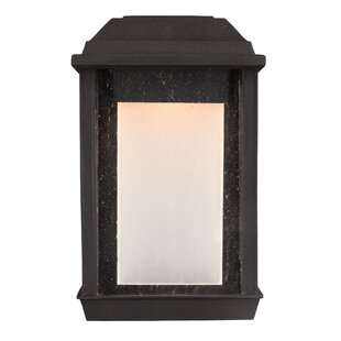 Schill 1-Light Outdoor Flush Mount By Brayden Studio Outdoor Lighting