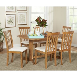 Suzan 7 Piece Dining Set Red Barrel Studio