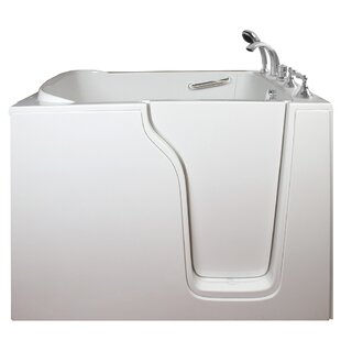 Ella Walk In Baths Economy Air Massage Whirlpool Walk-In Tub