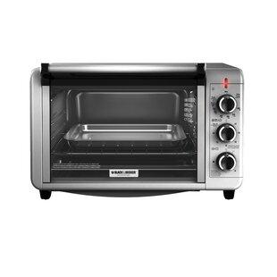 6-Slice Countertop Oven by Black + Decker Modern