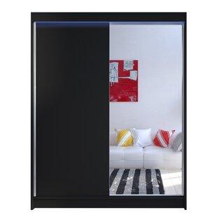 Treyton 2 Door Sliding Wardrobe By Ebern Designs